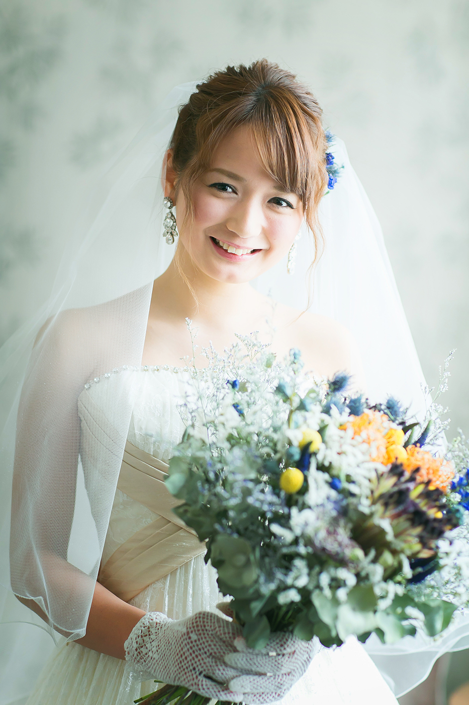 Leaf wedding